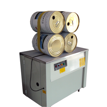 JOYGOAL Shanghai factory price for carton box strapping packaging machine