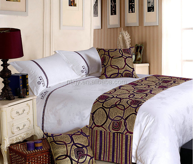 luxury bedspreads bed scarf hotel king size bed runner buy luxury bedspreads hotel king size. Black Bedroom Furniture Sets. Home Design Ideas