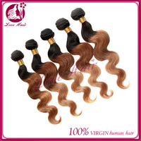 brazilian hair 12-30inch professional supplier extensions