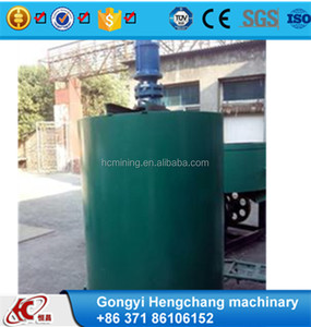 Factory price binder mixer machine for mixing mineral powder and binder