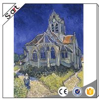 Well-known import grade van gogh realistic styles painting