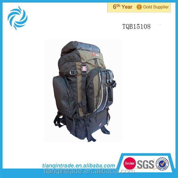 outdoor adventure mountain backpack