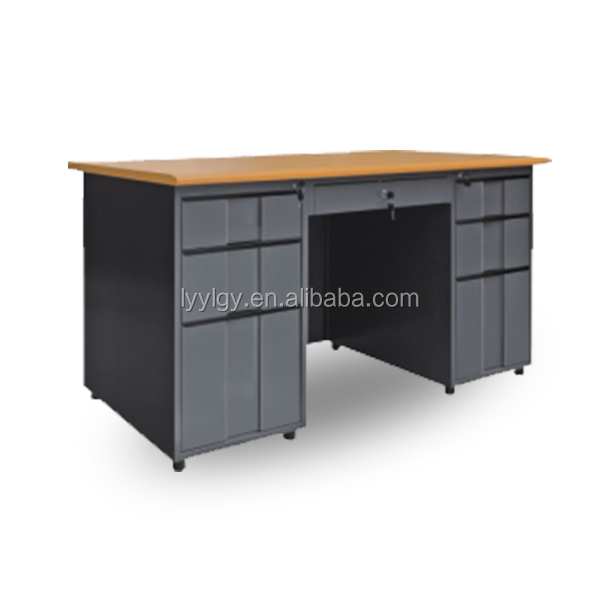 office table models. Widely Used Thailand Stainless Steel Computer Iron Desk Modern Table Models Office Furniture/Luoyang Yulong