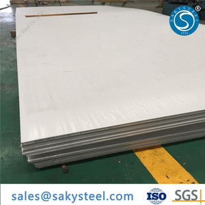 Hot sale Tisco korea stainless steel plate 316l price
