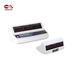 Two-Side Display Position Load Cell ABS Plastic Price Computing Scale Indicator