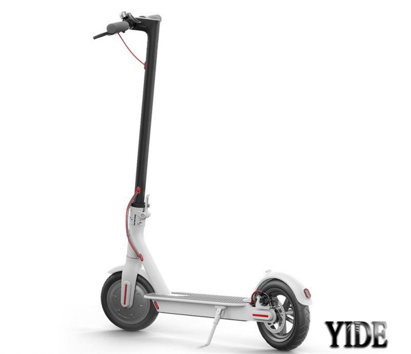 Elektro-scooter Reichweite Elektrische Klapp Roller Erwachsene Kick Roller China Fabrik Elektrische Roller Roller