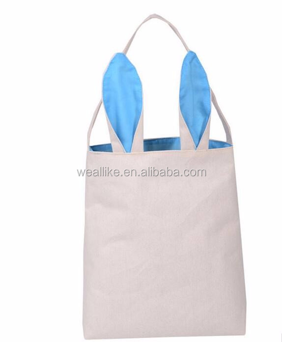 Wholesale easter gifts easter bags dual layer rabbit ears design wholesale easter gifts easter bags dual layer rabbit ears design hand bag jute bag negle Images