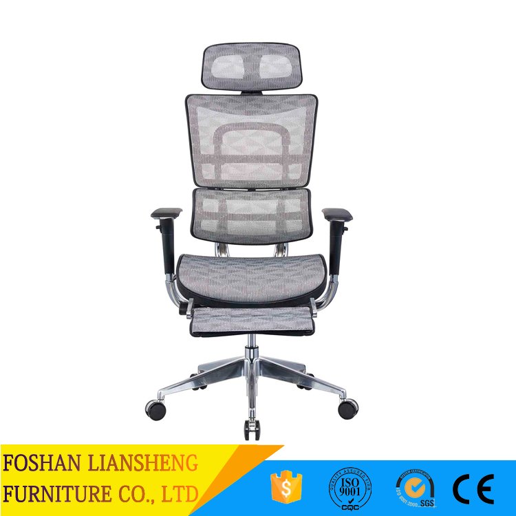 office chair steel frame chair mesh chair LS-801b/student mesh chair/typist mesh chair