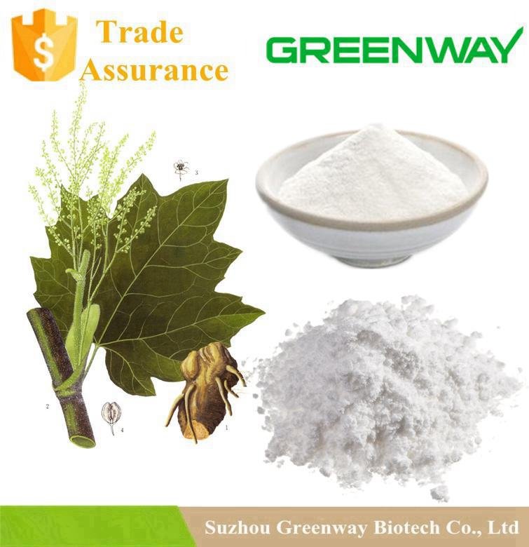 Pharmaceutical Grade Resveratrol Bulk Powder