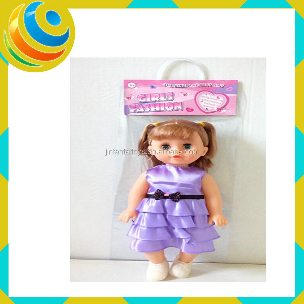 15 Inch Fashion Baby <strong>Doll</strong> For Kids Pretty Girl <strong>Doll</strong> Toys For Sale