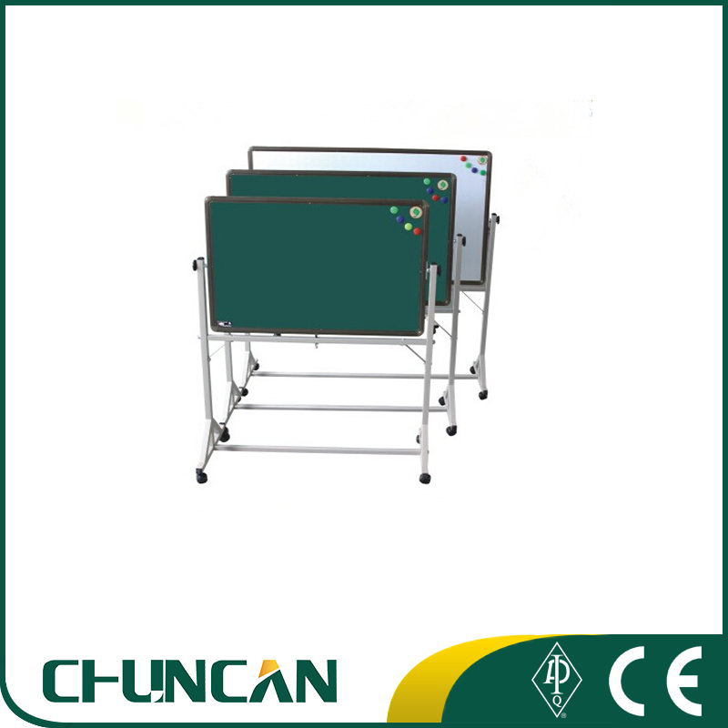 School teaching Quality Movable blackboard sliding white board