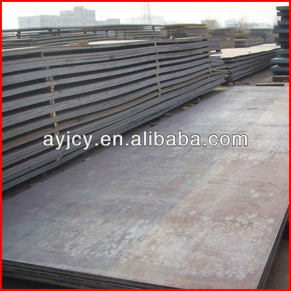 22Mng Angang steel structure building thick 400mm
