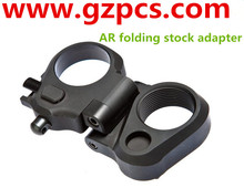 GZ24-0048 AR folding stock adapter for M16/M4 SR25 series GBB(AEG) AR parts