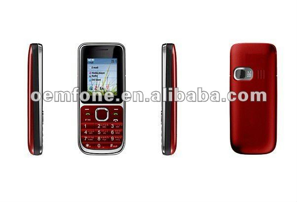 Mobile phone 1.8' LCD K119 Two or Quad band