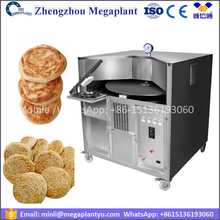 Gas powered Automatic pita bread making machine price