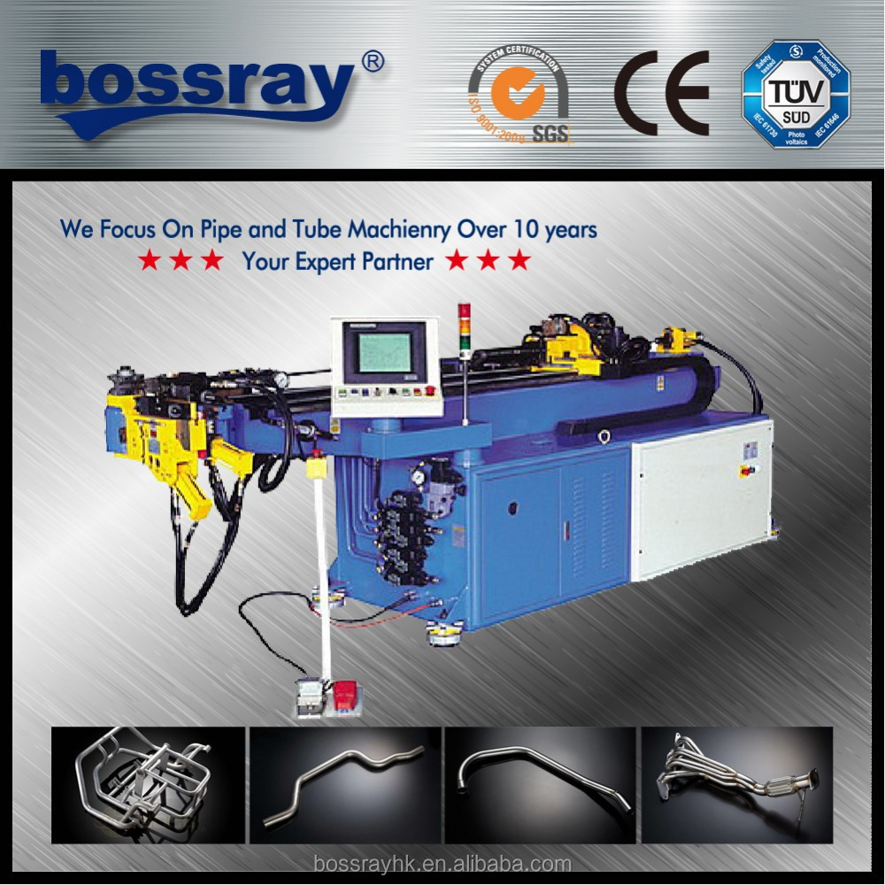 Manufacturer Sells CNC Pipe Bender 2 inches Capacity High Performance Good Price
