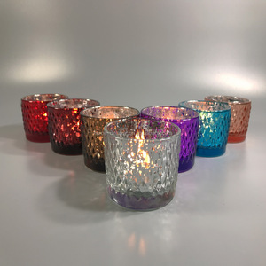 dikina candle containers luxury for candle stick for wedding