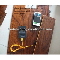 carbon crystal wood electric radiant floor heating