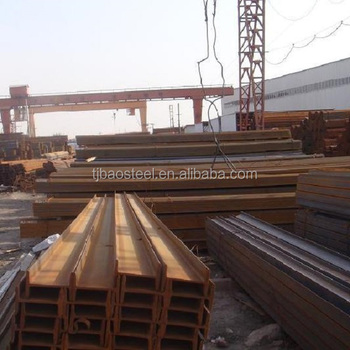 Welded H Beam Q235 Hot Rolled Iron Structural Steel H Beam