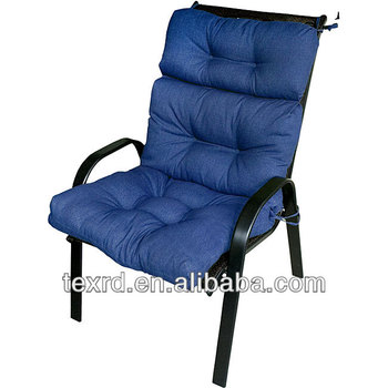 Patio High Back Office Chair Cushion