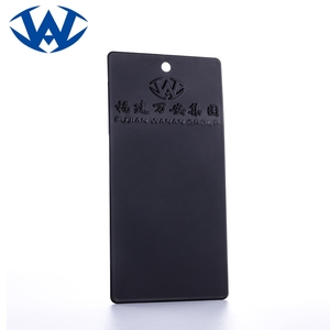 Black Texture Ral 9005 Epoxy Polyester Powder Coating