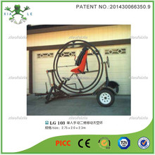 Electric Amusement Park Equipment Fashion Human Gyroscope for Sale