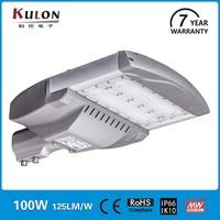 100W IP66&IK10 branch road solar led street light