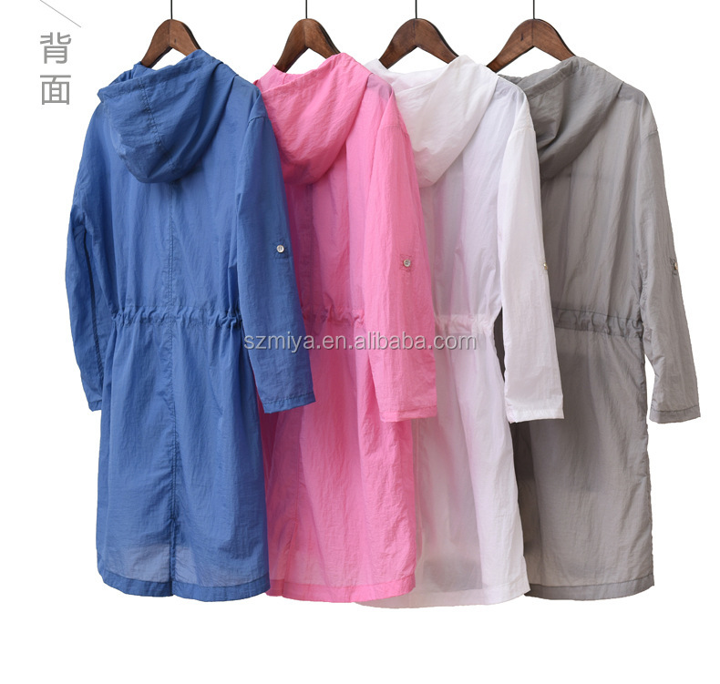 Good quality sun protection clothing breathable outdoor skin clothing