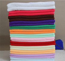 2018 Home and Promotion USE Microfiber Plain Dyed Bath Towel
