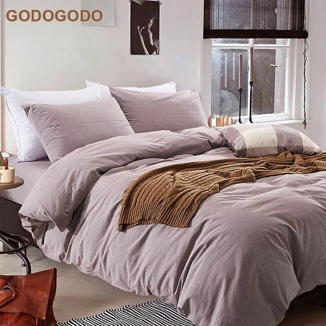 Custom King Size Bed Sheet Sets Luxury 8 Pieces Wedding Wholesale Washed  100% Cotton Printing