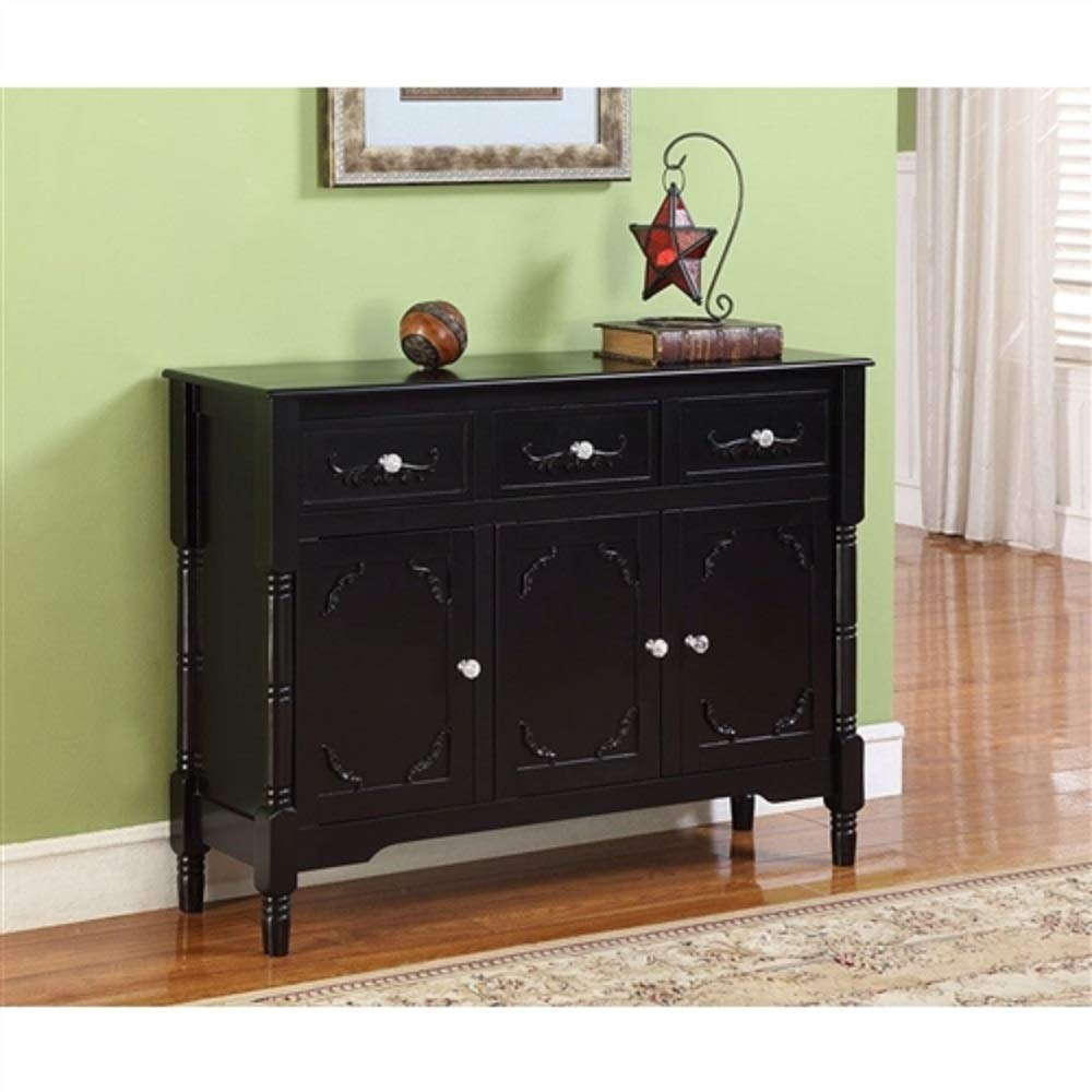 Cheap Black Buffet Table Sideboard Find Black Buffet Table