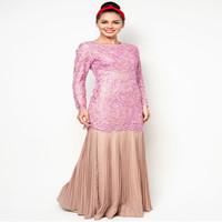 Baju Kurung,Baju Kurung Chiffon,Latest Fashion Baju Kurung With ...