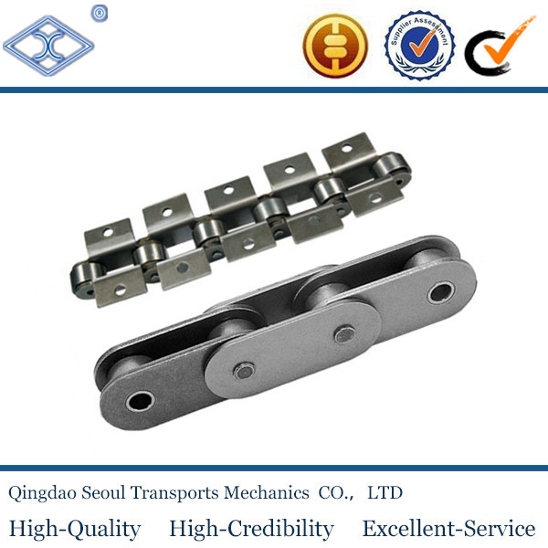 Double pitch Precision conveyor Chain attachment C210ALK1F1