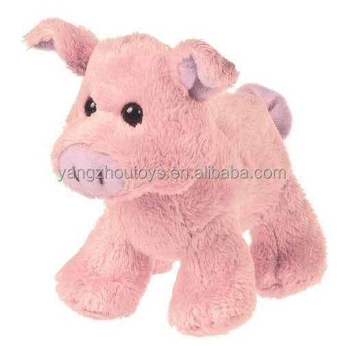 Plush Valentine Pig Soft Toy Pink Pig   Valentine Pig