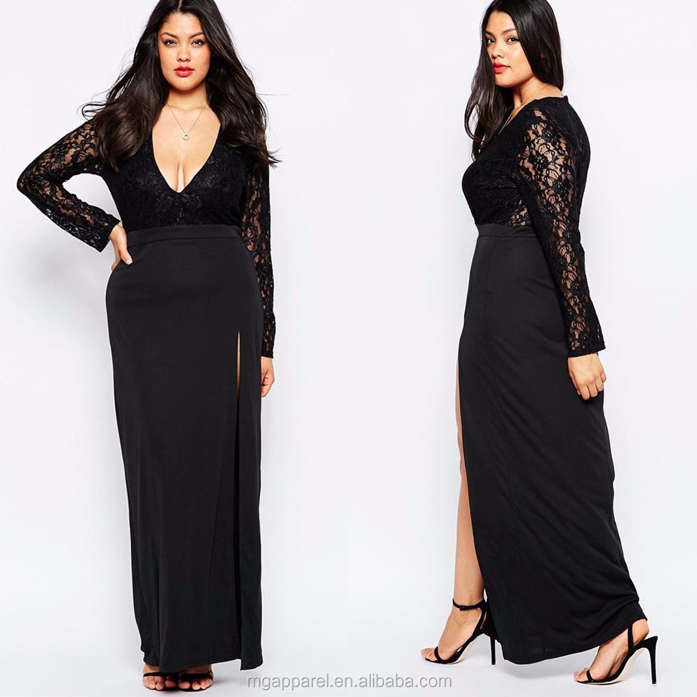 Plus Size Evening Dress For Fat Women Wholesale, Evening Dresses ...