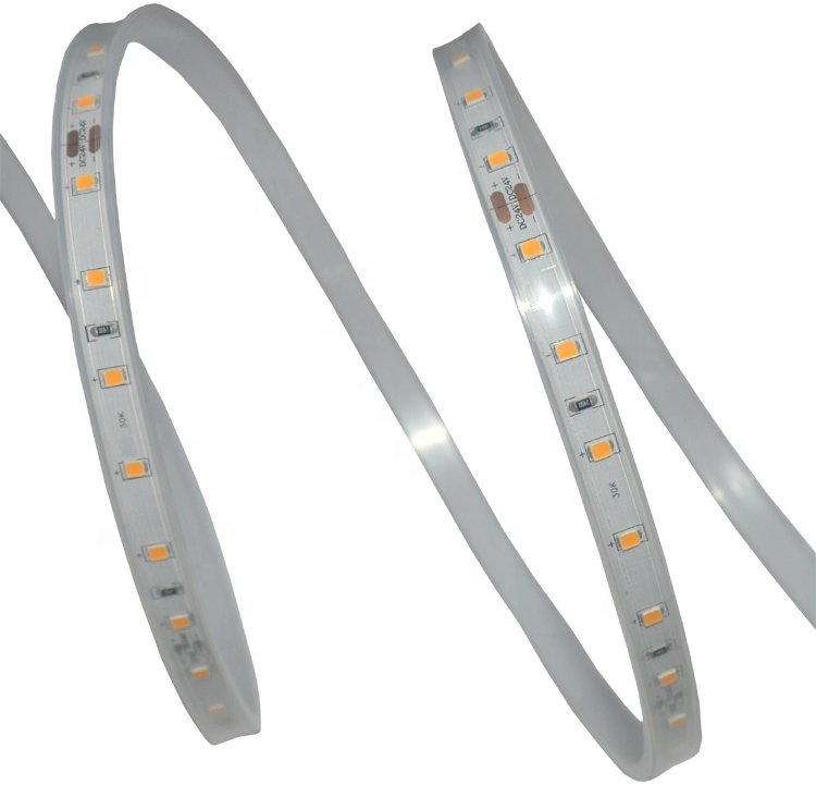 Good Supplier led strip light 2835 60 120 12v ip68 ip67 ip66 ip65 ip20 smd soft lamp strip