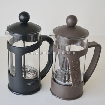 Coffee Maker Press Plunger Stainless Steel Espresso Makers 6 Cups