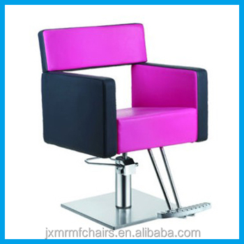 Pink beauty salon styling chair for sale f735a buy grey for Modern salon chairs for sale