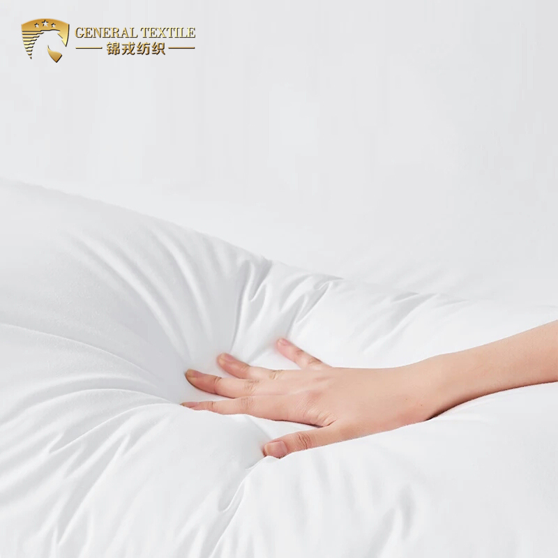 Wholesale hotel use 7D-hollow fiber pillow from China suppliers