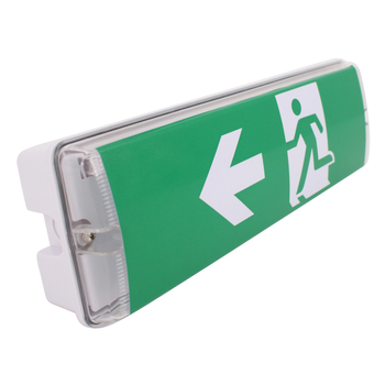 Cooper Lighting Exit Signs Saa Ce Rohs 3 Years Warranty Led Emergency Sign Lighted Product On
