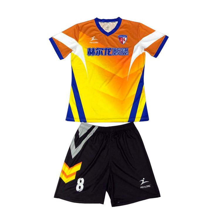 ed478599d Sublimation Custom Football Jersey New Model Football Shirt Maker Soccer  Jersey Football Soccer