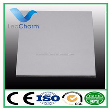 CE ISO pop designs aluminum exterior interior cladding wall metal roof panel decoration