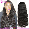 100% Indina virgin very long hair wigs wave lace front 30 inch human hair wigs