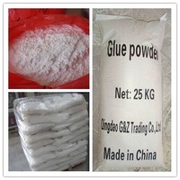cold water soluble starch form glue