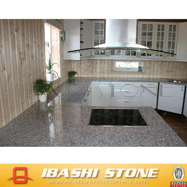 G640 Bianco Sardo Kitchen Granite Countertops
