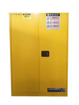 45 Gallon Chemical Safety Storage Cabinet, Hazmat Flammable Safety Cabinet