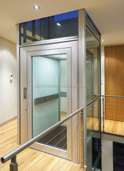 safety small home lift residential elevator price small