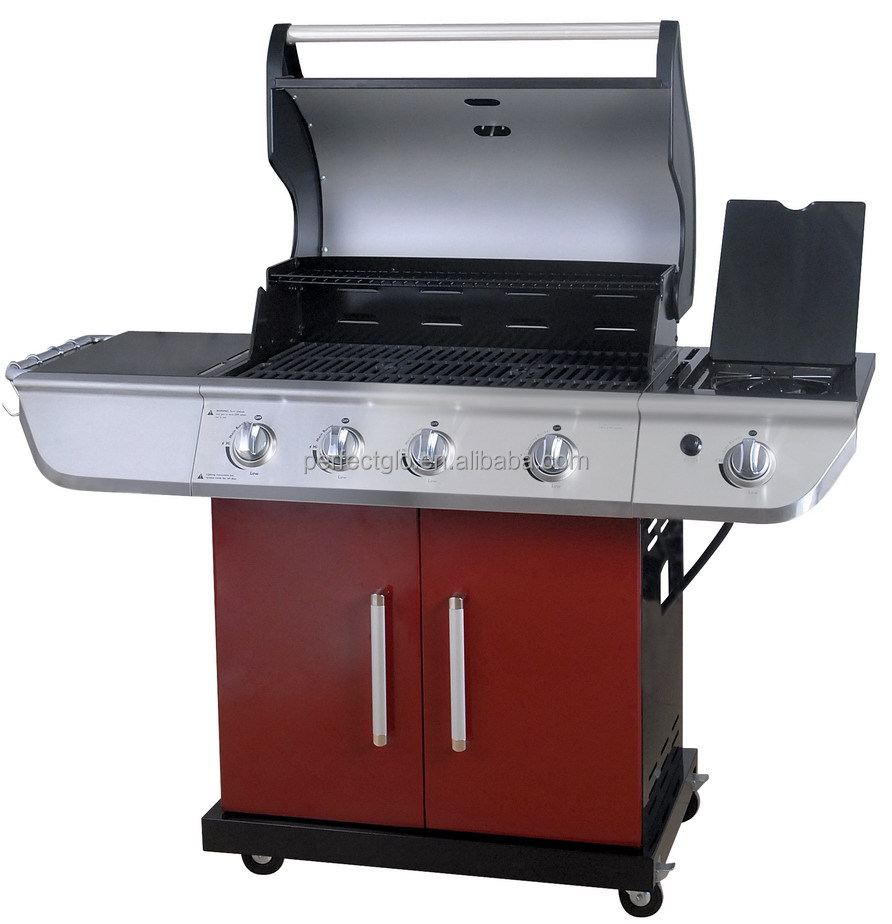 CSA Approval Infrared Gas Barbecue Grill(PG-40402S0LA)