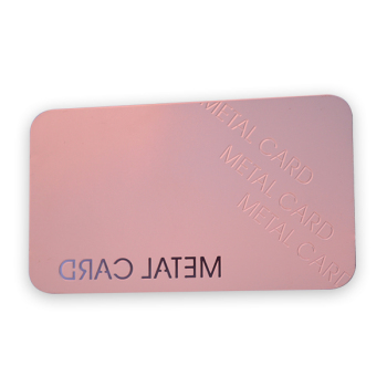 stainless steel rose gold business card rose gold labels - Rose Gold Business Cards