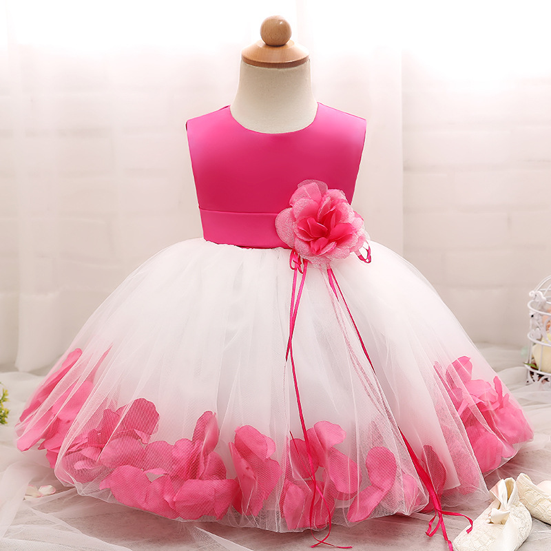 New StyleCasual Children Party Dress For Teenagers